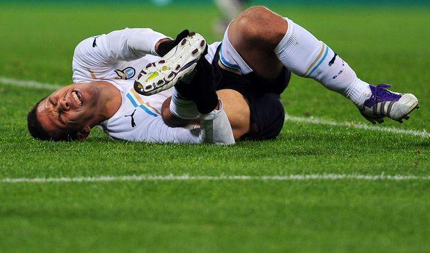 Tratamento da entorse do tornozelo para atletas