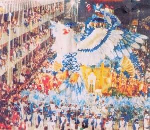 Desfile Portela 1992 Águia