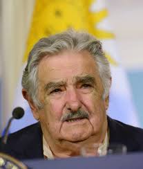 Mujica, Exemplo de líder mundial.