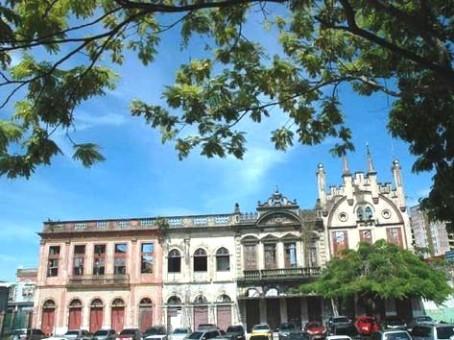 Centro-Historico-Manaus-reconhecida-Iphan