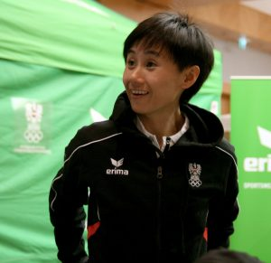 Liu Jia, preparations for the Summer Olympics 2012