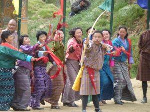 Butão 4