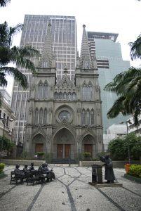 Igreja Presbiteriana do Rio de Janeiro, também conhecida como Catedral Presbiteriana do Rio de Janeiro. É uma igreja do Presbitério Rio de Janeiro. A organização da Igreja data de 12 de janeiro de 1862. Rio de Janeiro (RJ). Foto: Werner Zotz *** Local Caption *** *prazo indeterminado
